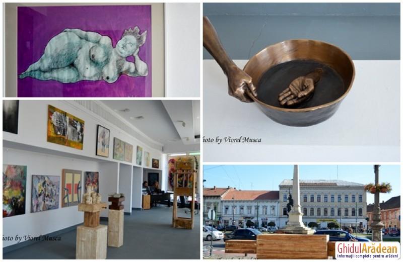 Aradul, gazdă a Bienalei Internaţionale de Artă 2017 ediţia a VI-a
