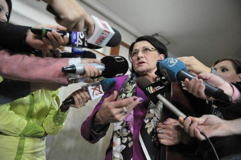 Ecaterina Andronescu audiată ca martor la DNA. AFLA ce a declarat