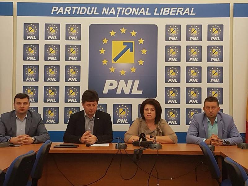 PNL şi-a prezentat candidatul pentru primăria Bocsig