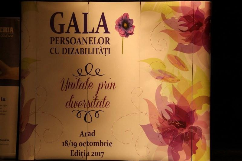 Gala Persoanelor cu Dizabilităţi, ediţia 2017