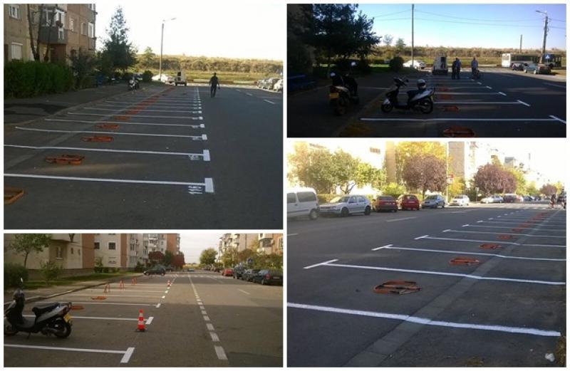 Peste 5000 de locuri de parcare vor fi atribuite prin licitaţie publică