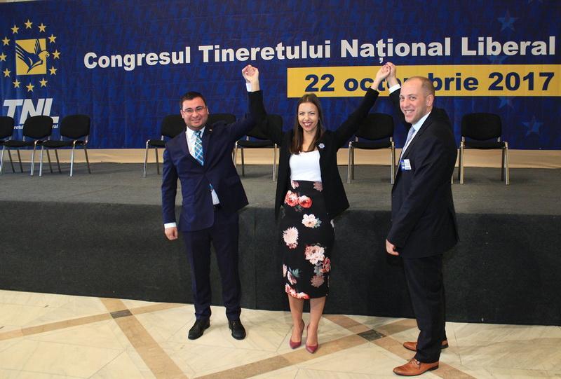 Deputatul Mara Mareş, noul preşedinte al tineretului liberal la nivel naţional