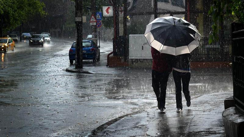 Vreme rea în toată ţara! Ne aşteaptă PLOI abundente şi Vânt puternit! Vezi care sunt zonele vizate
