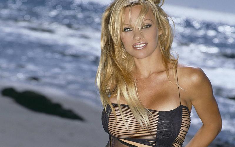 Pamela Anderson aşteptată cu frenezie la Arad NU confirmă prezenţa şi  NU va veni!