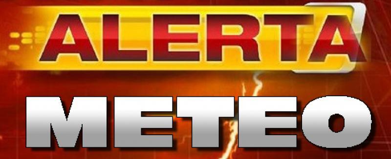 Alertă ANM : Cod GALBEN de vreme severă în județul Arad, în următoarele ore