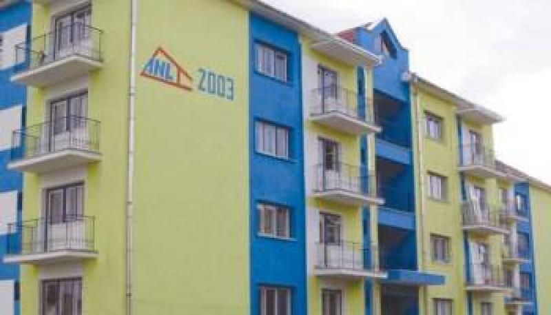 Guvernul taie la jumătate subvenţiile pentru construirea locuinţelor ANL