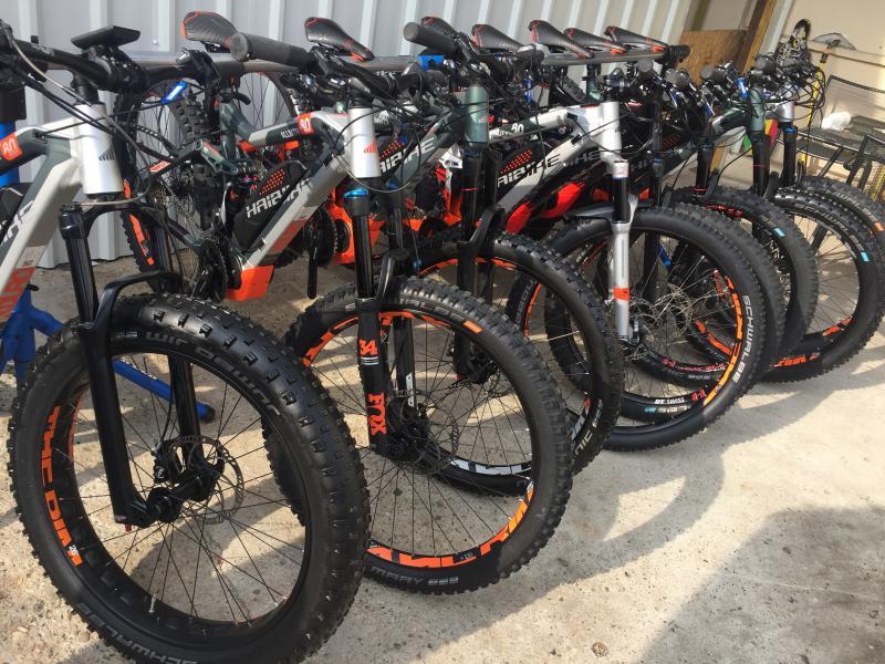 Test Day la Şiria cu cele mai noi inovaţii în materie de biciclete