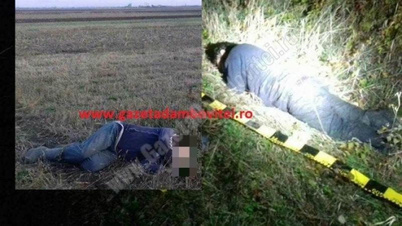 Doi bărbați au fost uciși în stil mafiot ! Crimă șocantă în România