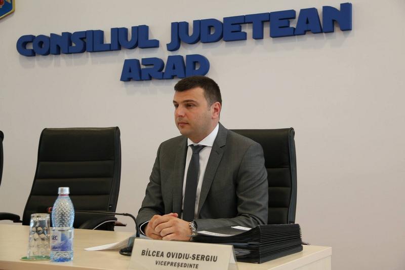 Sergiu Bîlcea: Documentaţia pentru cele trei drumuri judeţene cuprinse în PNDL a fost transmisă la timp Guvernului