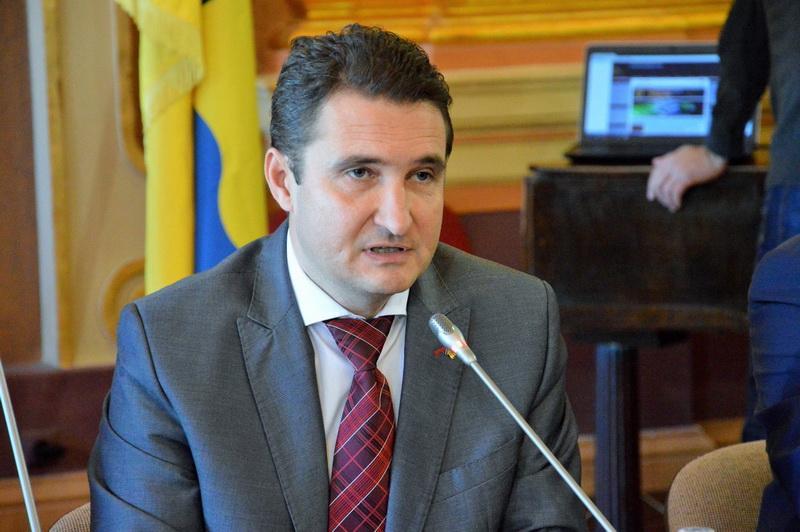 Călin Bibarț: PSD- un perpetuu vot împotriva Aradului!
