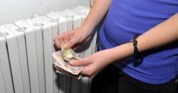 Se depun cererile pentru ajutoarele băneşti de încălzire a locuinţei
