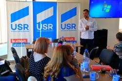 USR Arad lansează Biroul cetățeanului