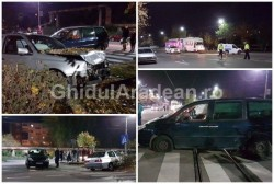 Accident cu victimă pe bulevardul Nicolae Titulescu
