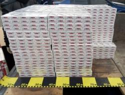 Captură record pe DN79! Poliţiştii arădeni au confiscat Un TIR plin cu ţigări!