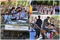 25 Octombrie-Ziua Armatei în şcolile din Arad