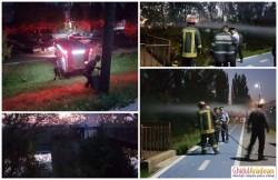 O staţie de pompare a apei menajere a fost incendiată de oamenii străzii în Micalaca