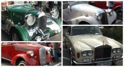 Oldies but Goldies! Parada de Toamnă a maşinilor de epocă în centrul Aradului