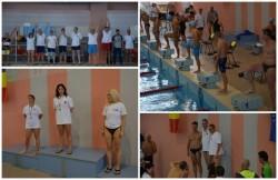 Tur de forță al înotătorilor masters arădeni, la Reșița !