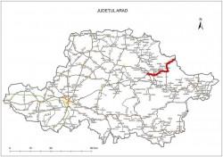 CJA aşteaptă finanţare pentru tronsonul de drum Bîrsa-Moneasa
