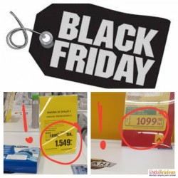 Păcală și Black Friday
