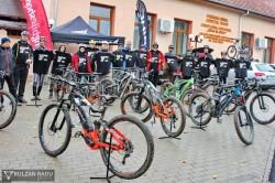 Cele mai performante biciclete din lume, testate pe dealurile Şiriei