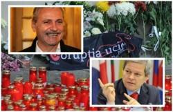 Dacian Cioloş demască minciuna liderului PSD despre ajutorul acordat victimelor din clubul Colectiv