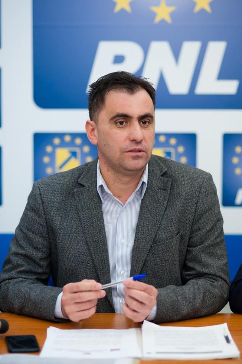 """Senatorul liberal Ioan Cristina: PSD-ul nu-și lasă deoparte """"penalii"""""""