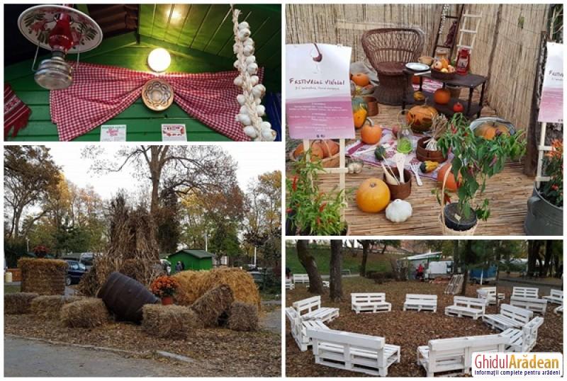 Ultimele pregătiri înainte de Festivalul Vinului din Arad