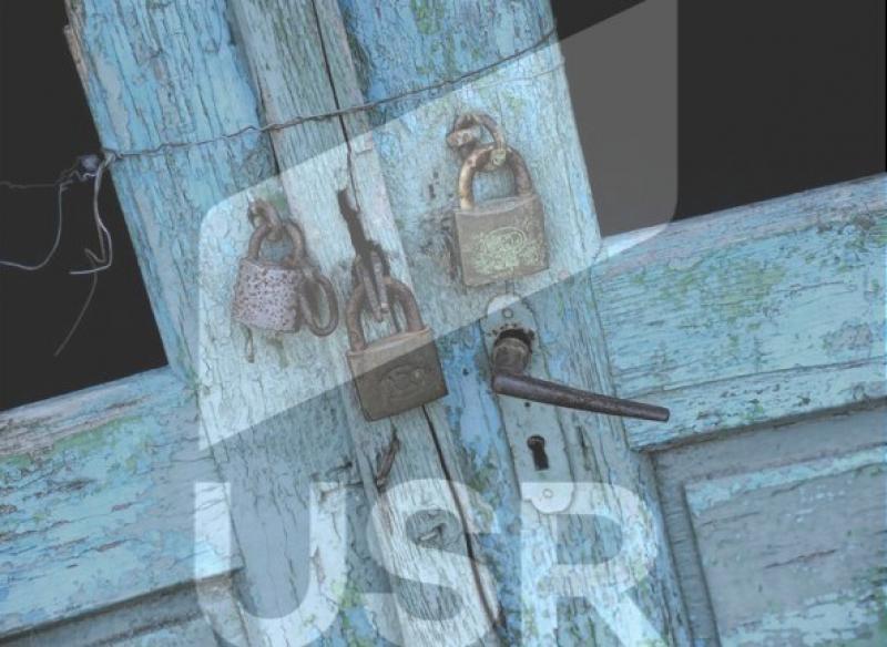 USR Arad a pus lacătul pe Biroul Cetăţeanului
