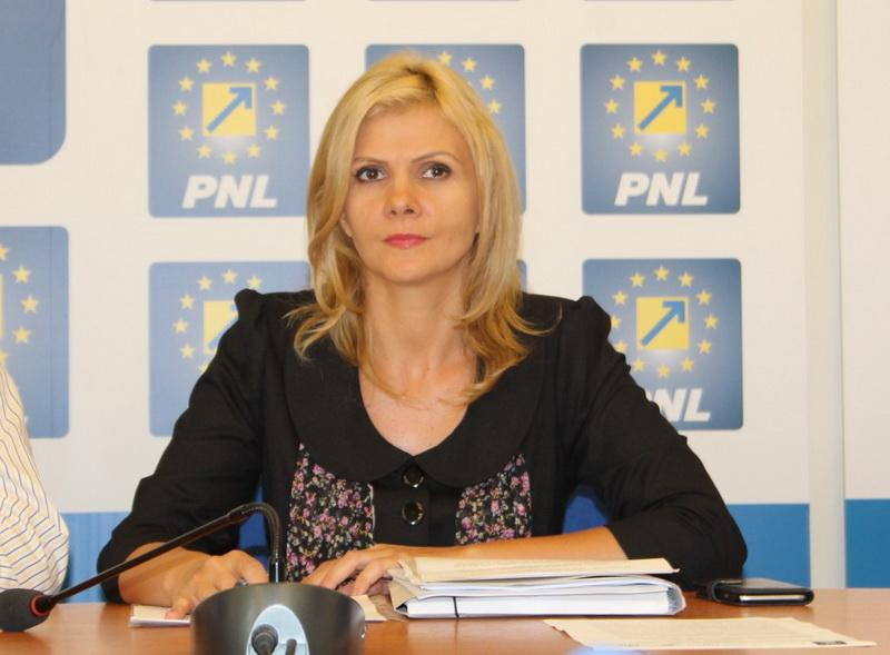 Claudia Boghicevici propusă  pentru funcţia de consilier la Curtea de Conturi