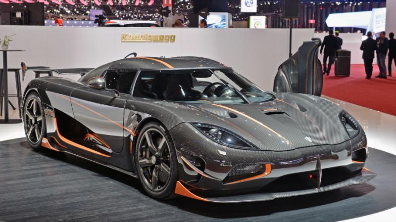 O maşină suedeză a întrecut recordul de viteză deţinut de Bugatti