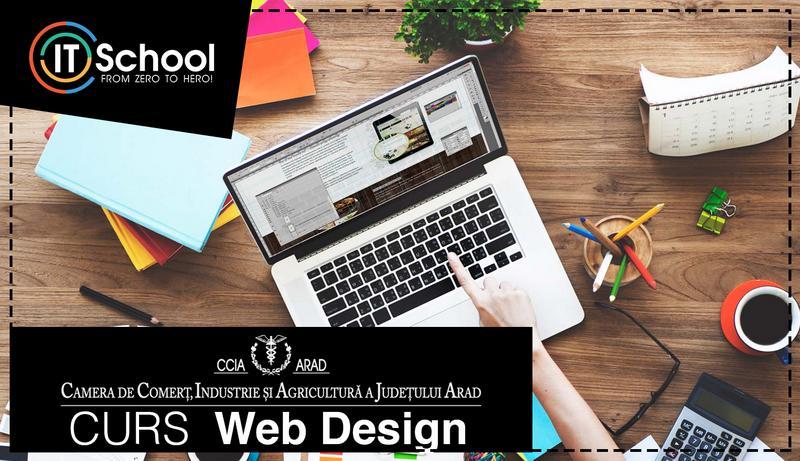 Cursuri de Web Design şi Java la Camera de Comerţ din Arad