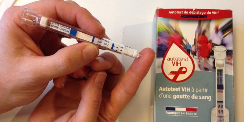 Autotestul HIV/SIDA, pentru prima oară în farmaciile din România
