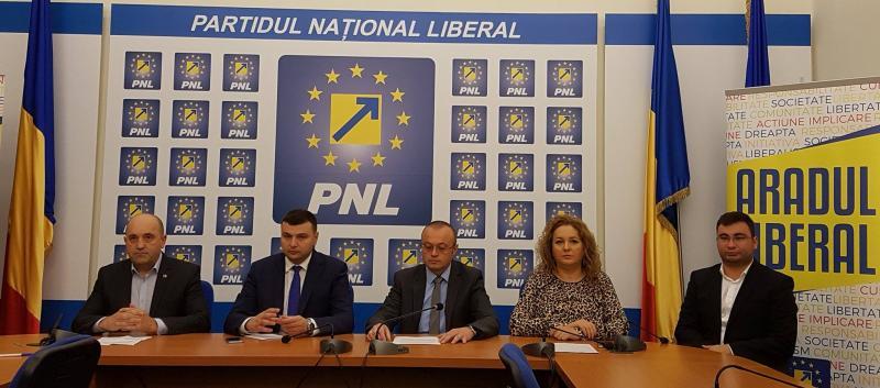 """PNL prezintă personalităţile care se alătură campaniei """"Aradul Liberal"""": Doru Stanca"""
