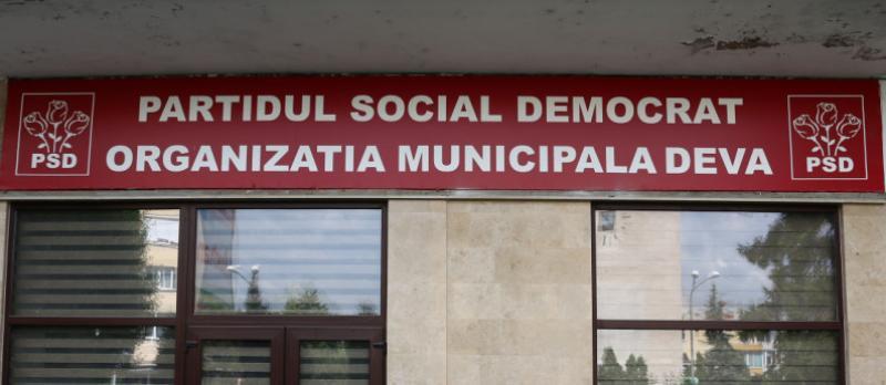 Organizaţia PSD Deva decapitată după pierderea primăriei Deva la alegerile parţiale