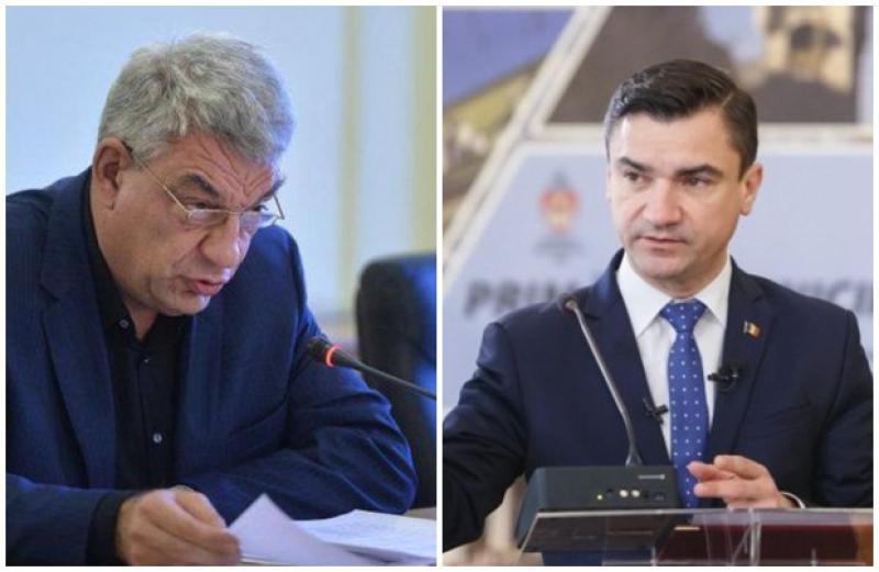 """Noi tensiuni în PSD pe seama  """"revoluției fiscale"""". Primarul PSD, Ionuţ Chirica va da în judecată Guvernul"""