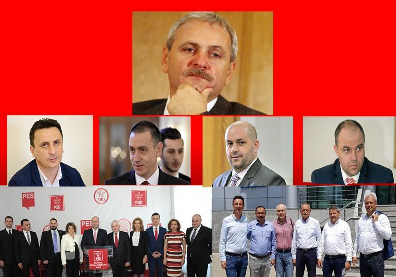 PNL Arad: Administrația Falcă aduce bani Aradului -PSD, partidul hoților îi fură!