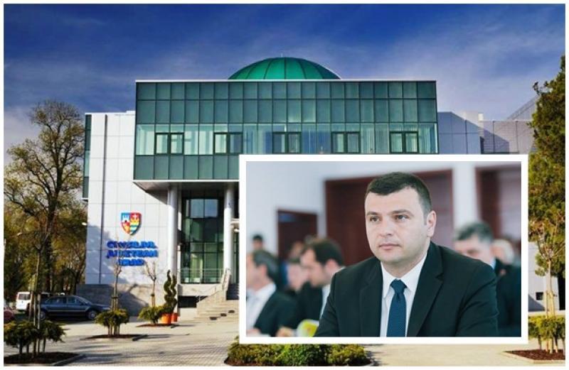 Sergiu Bîlcea (PNL): Domnule Fifor, nu mai jigniţi Aradul!