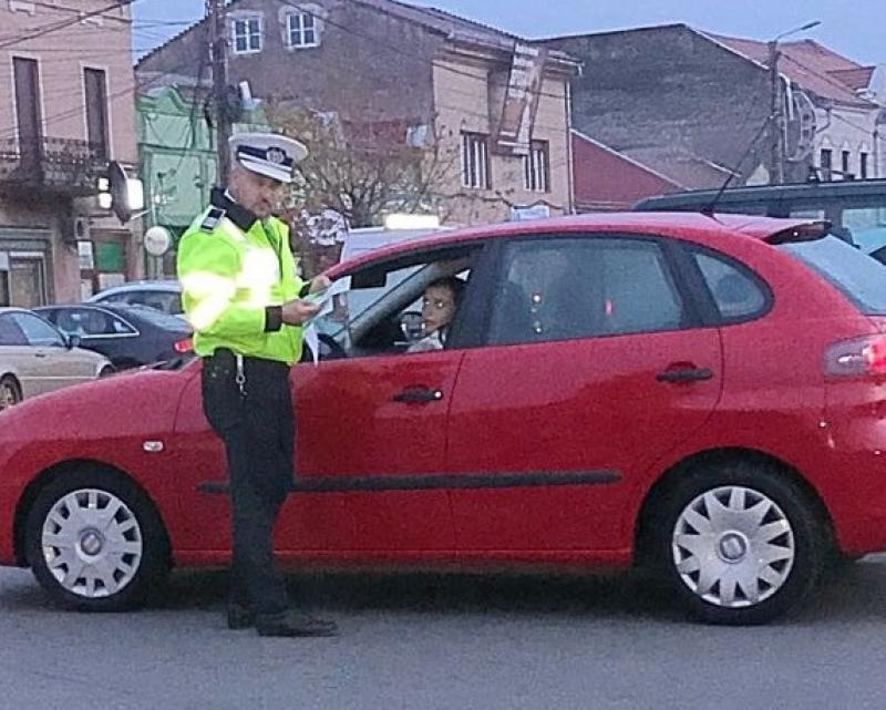 Curg amenzile de circulaţie în Arad! Poliţia Rutieră acţionează etapizat şi în următoarele zile!