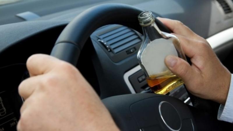 Şofer arădean depistat cu alcoolemie record la volan!