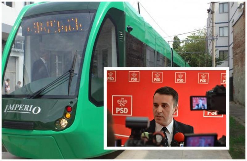 Ilie Cheşa (PSD) : PNL Arad aplică o nouă pedeapsă cetăţenilor, majorând cu 50 % tarifele pentru transportul în comun