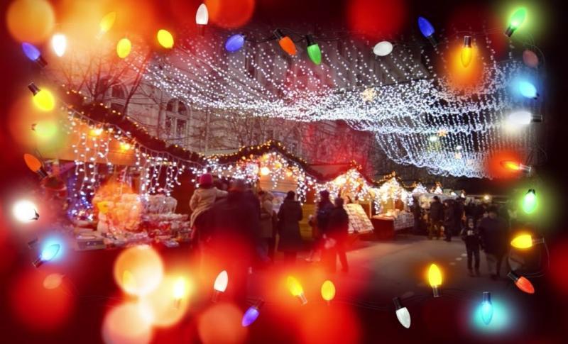 Atracții pentru copii, produse tradiționale specifice sărbătorilor și multă distracție în cadrul Târgului de iarnă din Arad