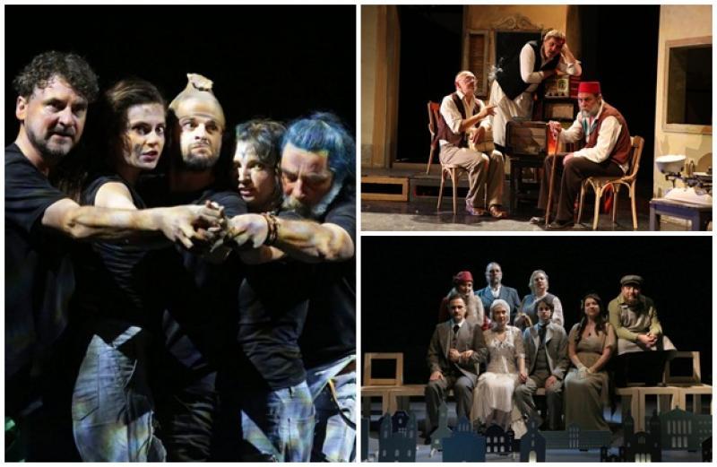 Spectacolele Teatrului Clasic Ioan Slavici, în luna decembrie