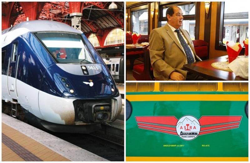 Acuze grave la adresa afaceristului Valer Blidar! Arădeanul ar dori să pună în circulaţie 15 trenuri cu probleme tehnice!