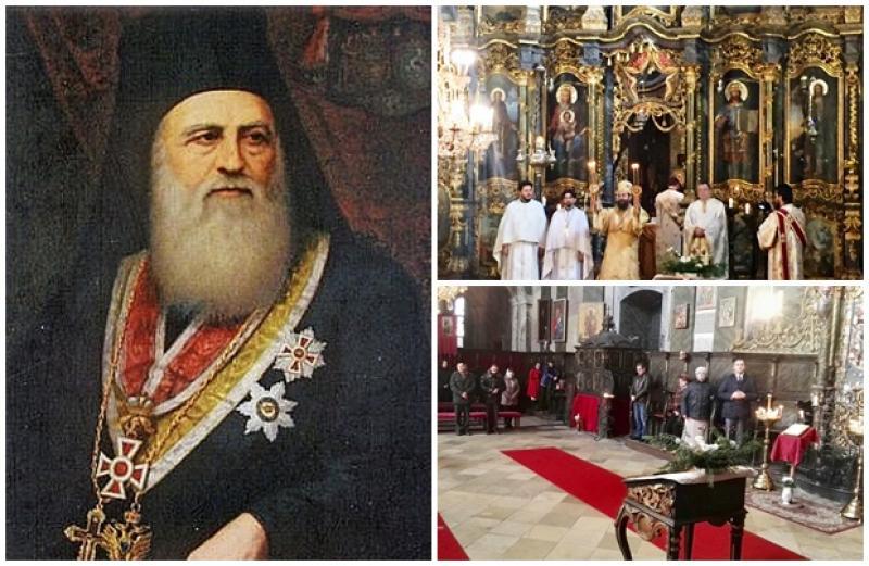 Sfântul Andrei Şaguna, Mitropolit Ortodox şi apărător al drepturilor românilor din Transilvania, omagiat în localitatea sa natală, Miskolc
