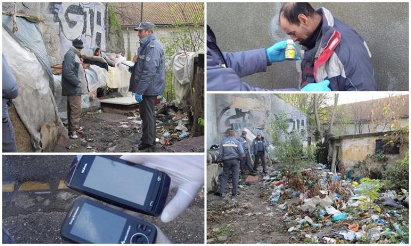 Ce au descoperit Poliţiştii Locali arădeni la RAZIA din Piața Gării