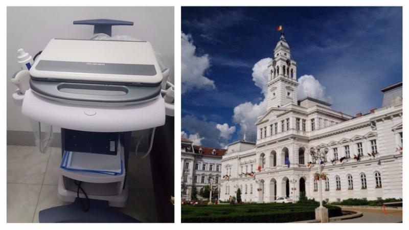 Primăria Arad investește în aparatură de ultimă generație pentru Secția Clinică ATI II!