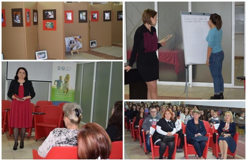 Teatru şi fotografie pentru copiii cu cerinţe educaţionale speciale