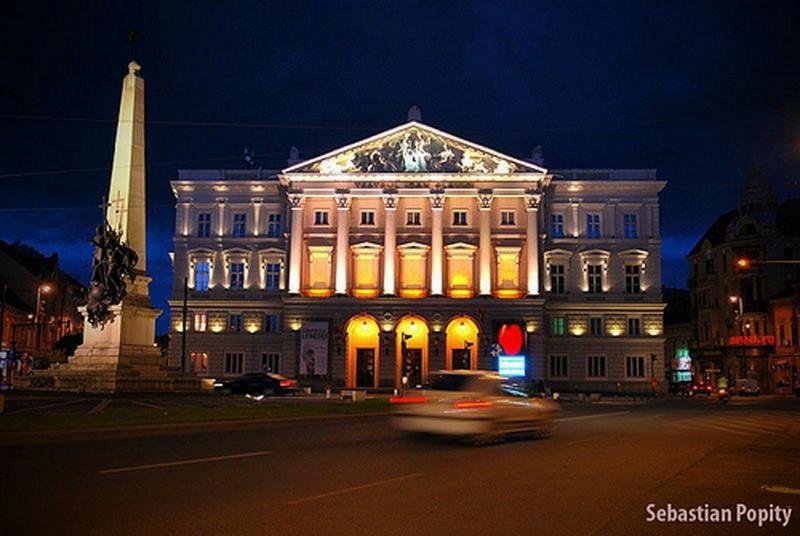 Programul oficial al Anului Centenar va fi lansat luni la teatrul Ioan Slavici din Arad