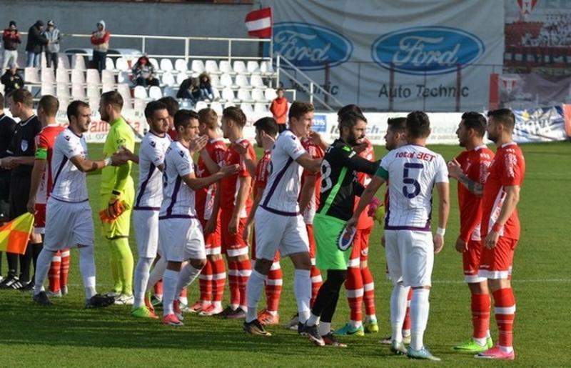 UTA nu-şi mai revine! O nouă înfrângere pe teren propriu! UTA Arad - F.C. Argeş: 0 – 1